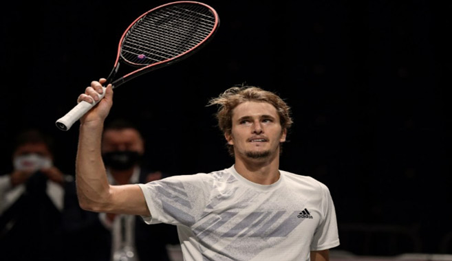 Tennis : Sabalenka, Zverev et Humbert... le bouquet triomphal