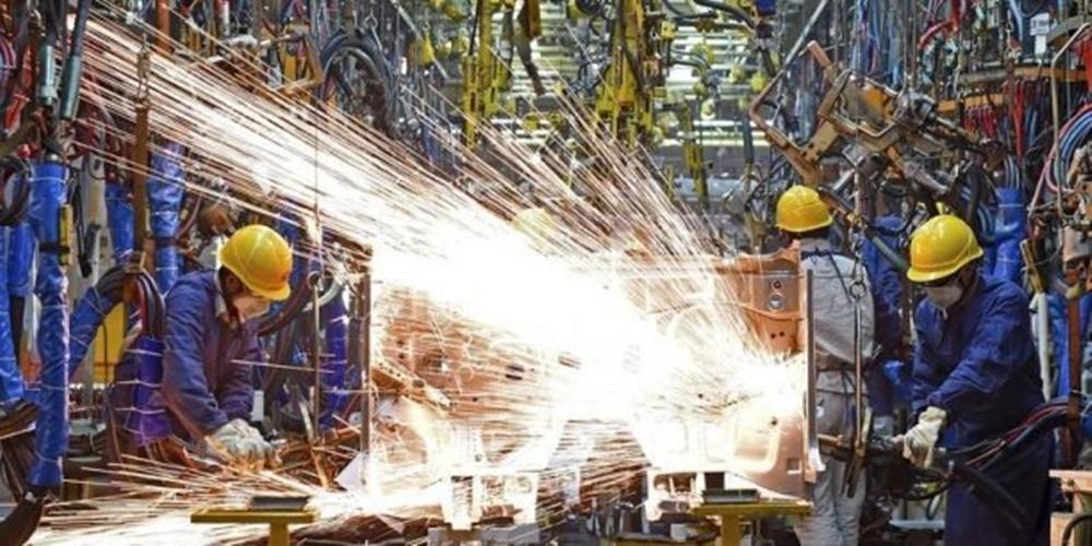Industrie: Légère baisse de l'indice des prix à la production en septembre