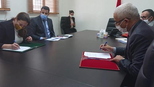 MCA-Morocco et l'INDH signent un accord de partenariat
