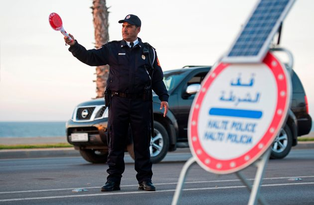 « Lockdown » de la ville d'Al Hoceima