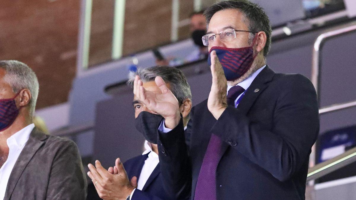 Josep Maria Bartomeu, le président démissionnaire