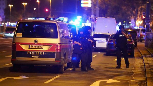 Terrorisme : Nuit de terreur à Vienne, deux morts et des blessés graves