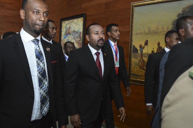 Ethiopie: Opération militaire dans la région du Tigré