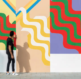 La traduction, la modernité : Melihi, le plus américain des peintres marocains