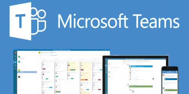 Microsoft Teams : Des visioconférences avec plus de participants