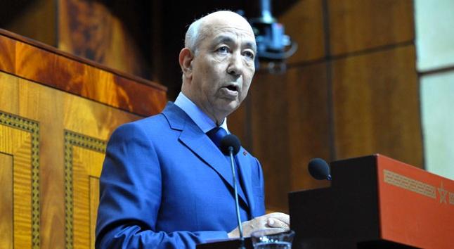 Driss Jettou fait le point sur le budget 2021 de la Cour des Comptes