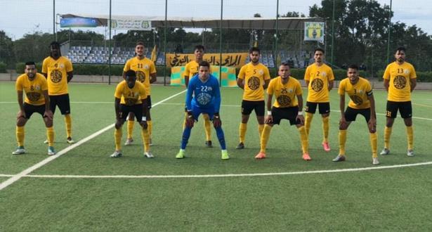 Championnat national amateur: L'Union Touarga rejoint le Stade Marocain en Botola Pro D2