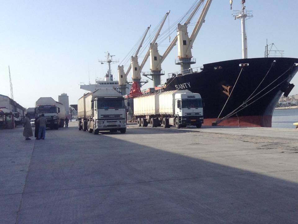 Gesticulations du polisario à Guergarate: le Maroc approvisionnera la Mauritanie par mer