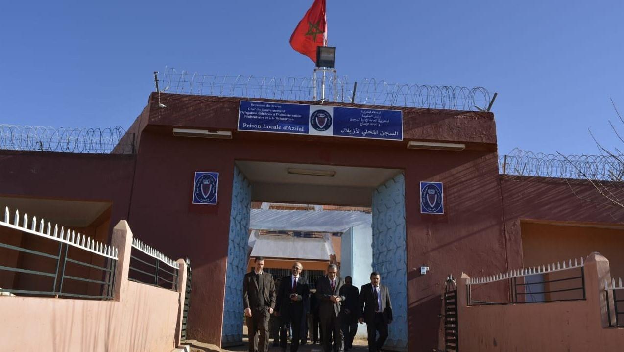 Privation d'un détenu de soins médicaux, la prison locale d'Azilal dément