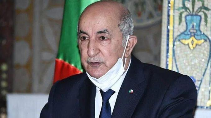 L'état de santé du président algérien Tebboune s'améliore