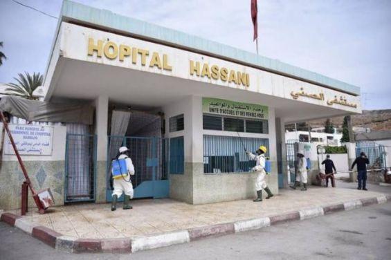 Nador : les autorités renforcent les structures hospitalières pour améliorer la prise en charge des patients Covid-19