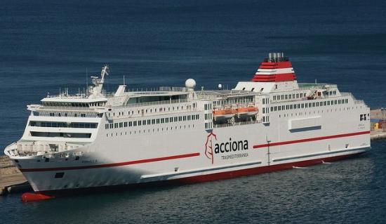 Maroc-Espagne : une nouvelle traversée de Tanger vers  Algésiras
