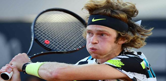 Tennis : Rublev... sur les talons du «BIG 3»
