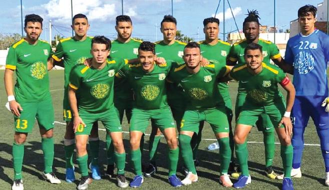 Football Gharbaoui : L'UTS savoure son exploit de la montée et son titre de champion !