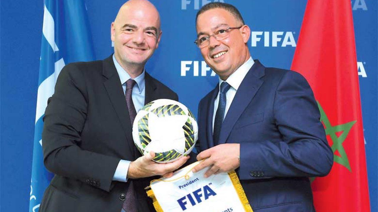 Elections au Conseil la FIFA : Le patron du foot marocain face au patron du foot algérien
