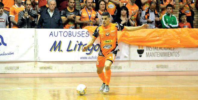 Futsal : Hamza Maimon fait le bonheur de Palma Futsal