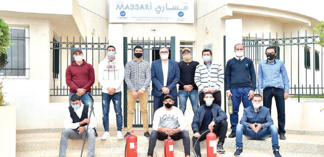 Casablanca : « MASSARI – école de la deuxième chance », pour la réinsertion sociale et professionnelle des jeunes