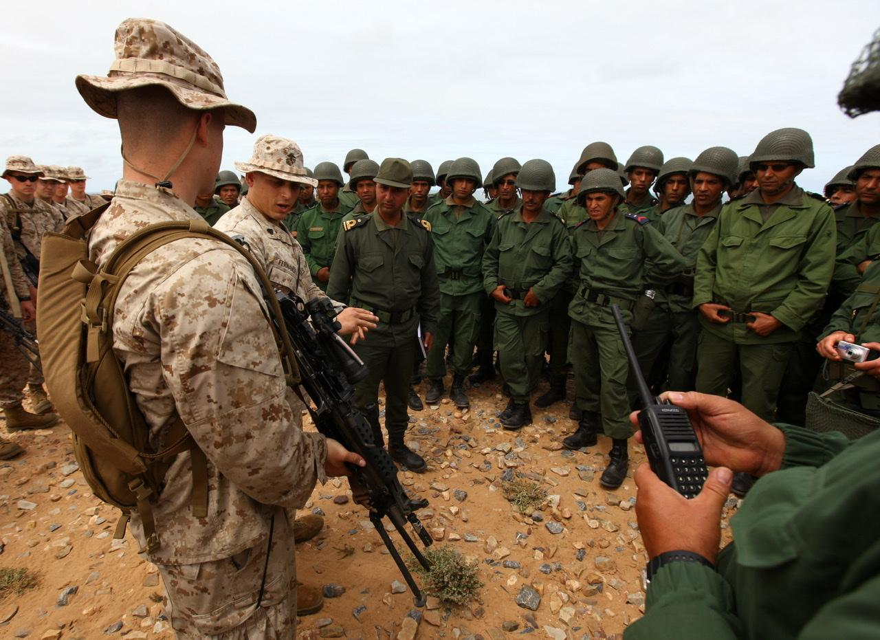 """Le Maroc et Les Etats-Unis planifient l'""""African Lion 21"""""""