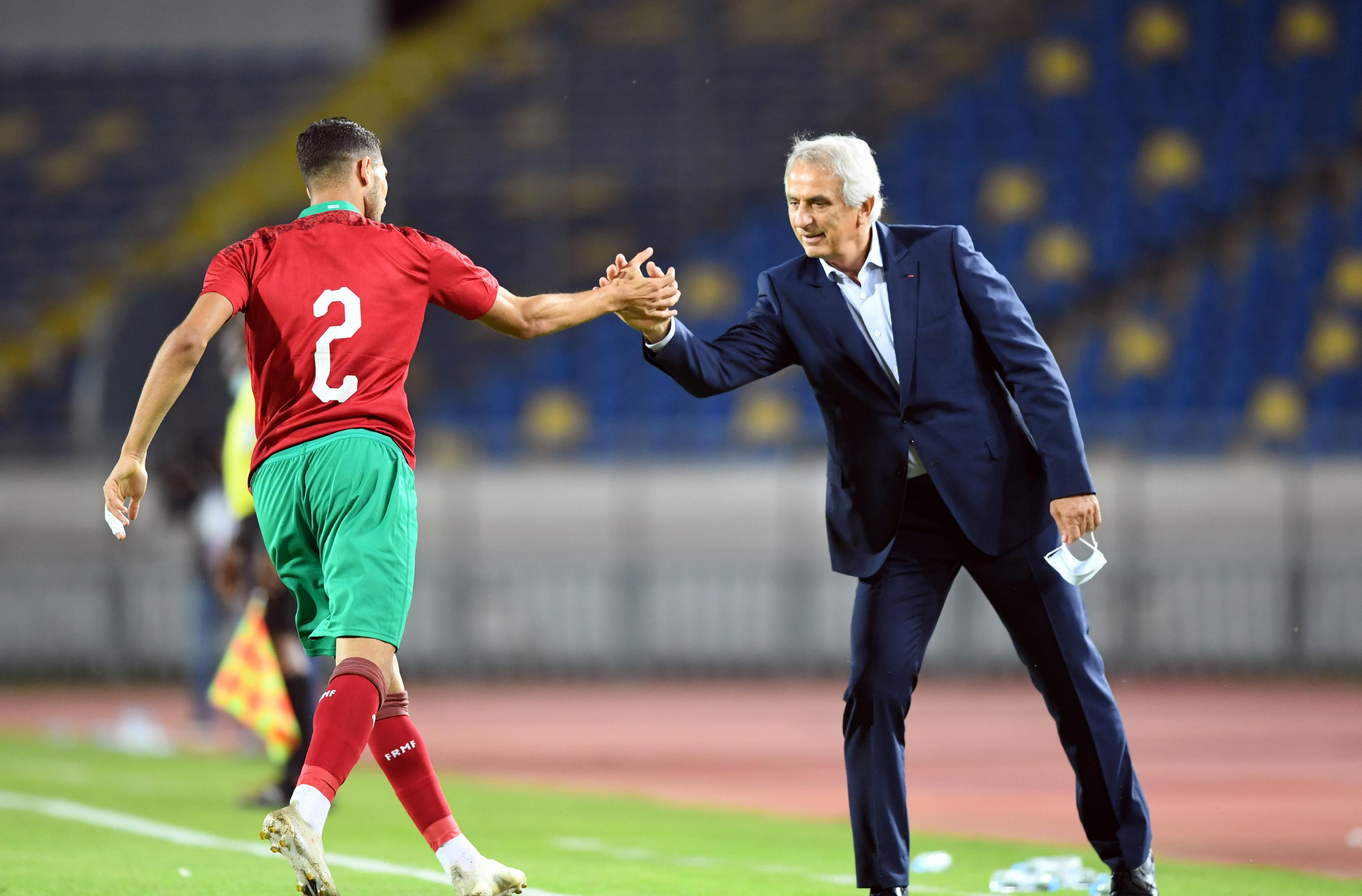 Eliminatoires CAN-2021 (3ème journée/Gr.E) :  Le Maroc s'empare de la tête du groupe en battant largement la Centrafricaine (4-1)