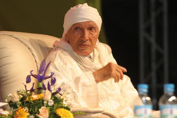 Le leader politique Mahjoubi Aherdan est décédé