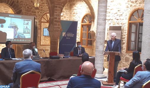 """André Azoulay : """"Islam et Judaïsme sont par essence des civilisations du Livre où le Droit, le Savoir et la Science ont fait corps avec la théologie"""""""