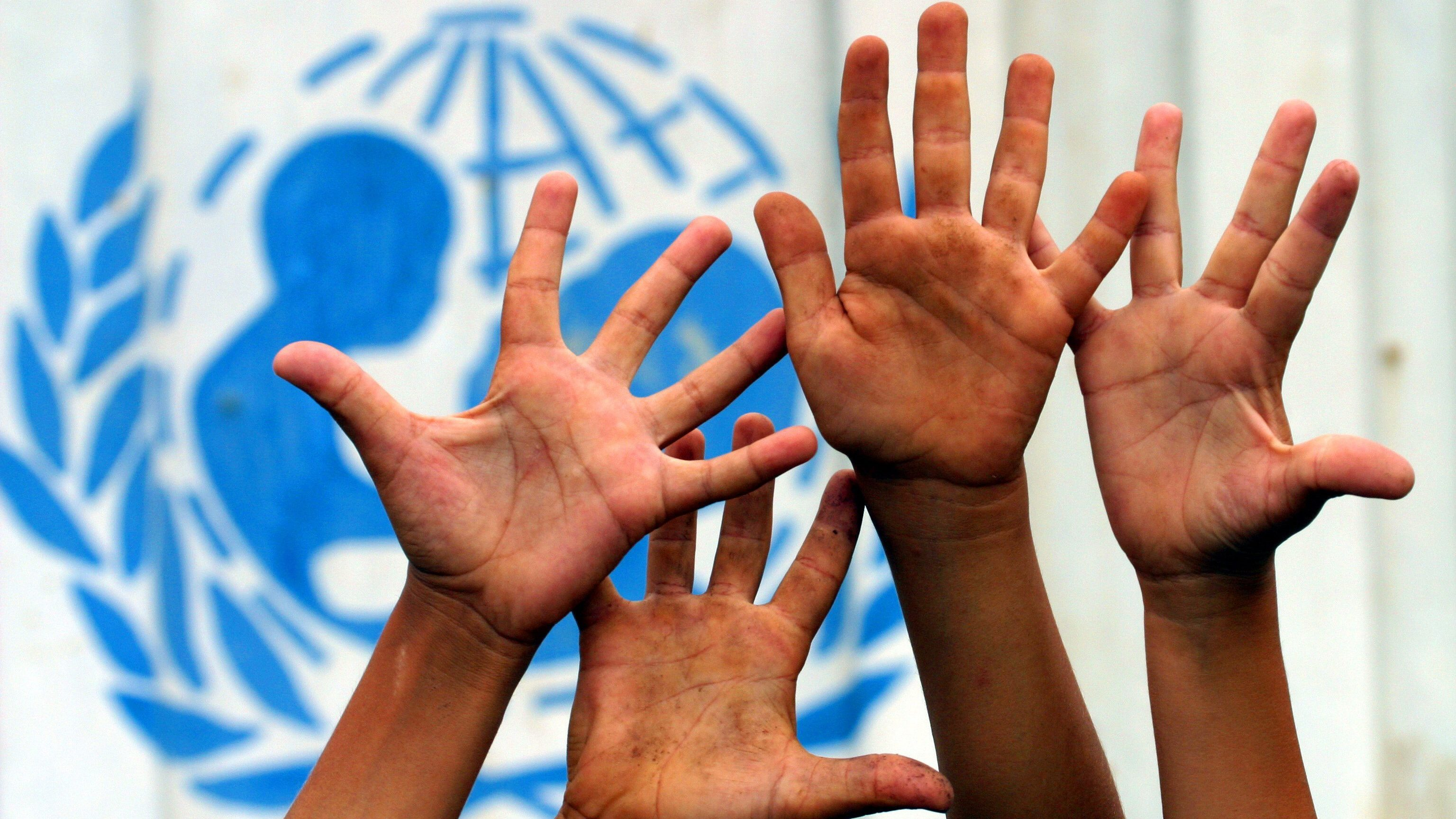 L'UNICEF au Maroc désigne deux enfants en tant que jeunes défenseurs des droits de l'enfant