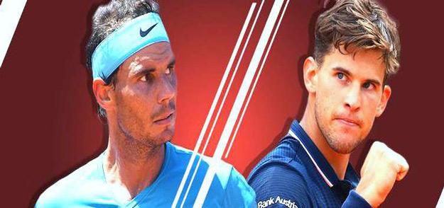 Tennis : «Nadal/Thiem» et «Tsitsipas/Rublev»...à l'affiche