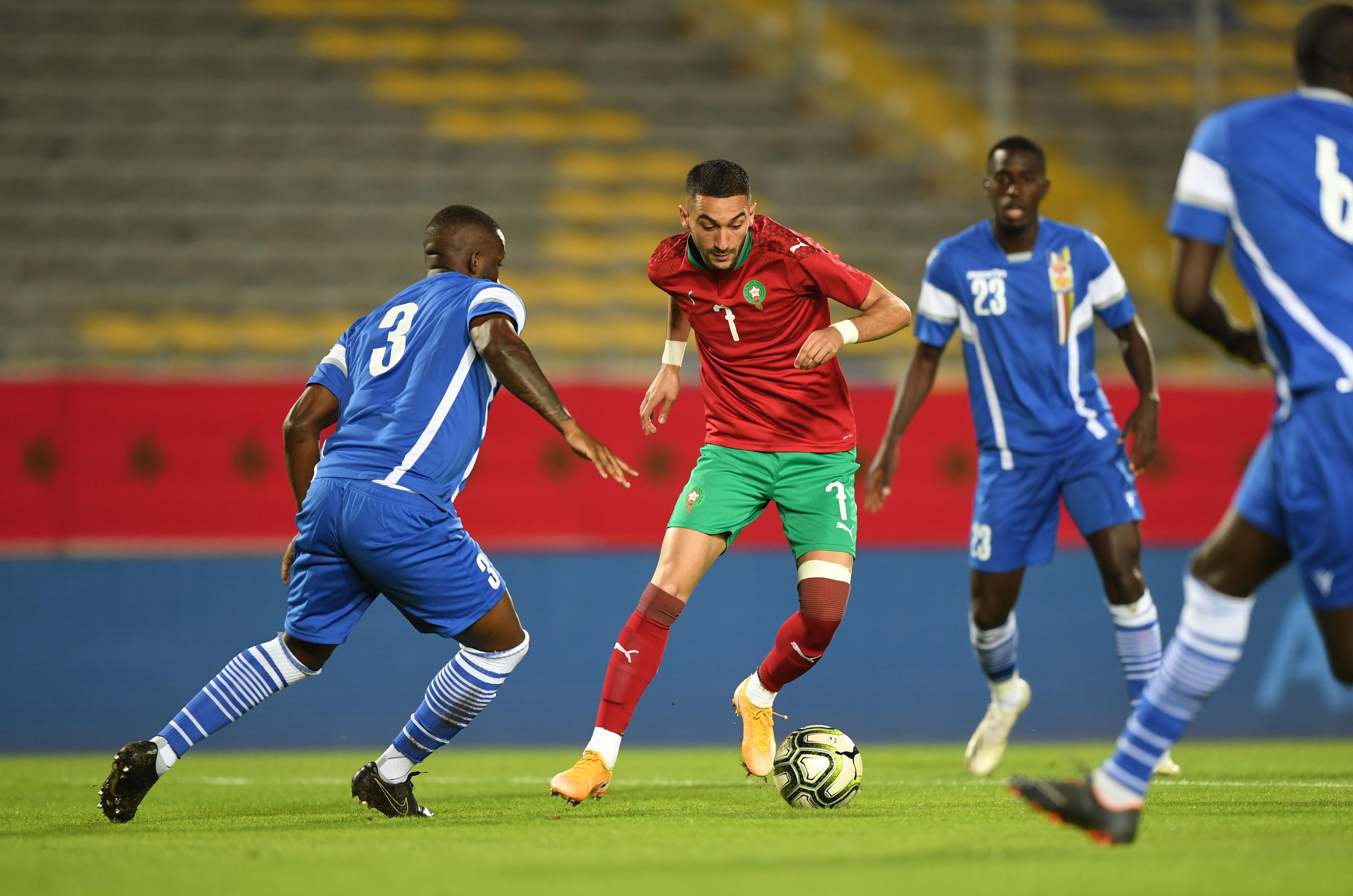 Fabregas et Ben Chilweel jugent la prestation de Hakim Ziyech