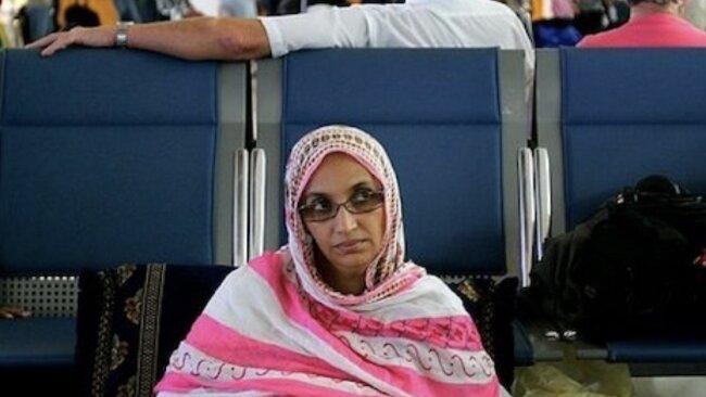 Testée positive au Covid, Aminatou Haidar a été empêchée d'embarquer sur un vol de RAM