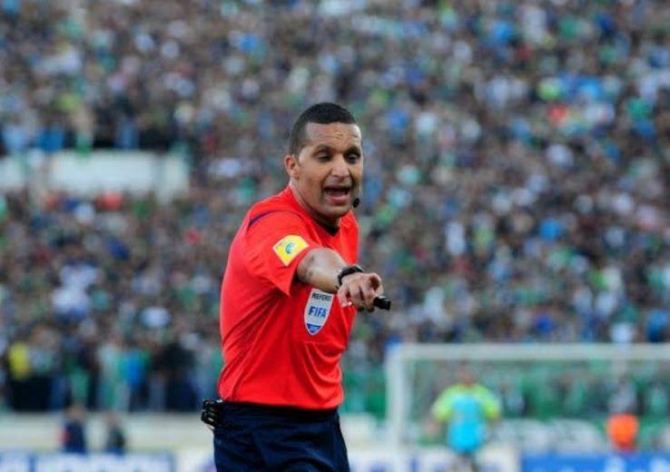 Finale de la Ligue des Champions :  Redouane Jayed arbitre d'une finale à prolongations !