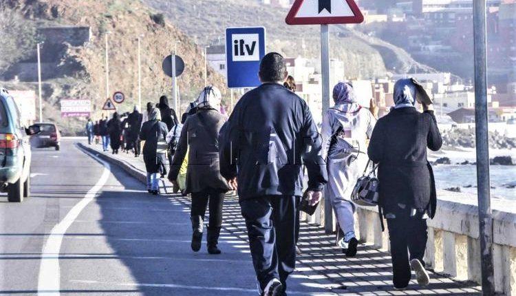 Sebta : 2917 travailleurs contractuels se trouvent au chômage