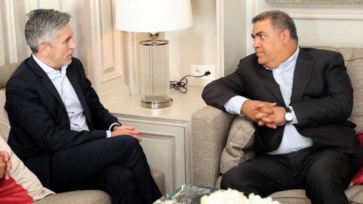 Ministre espagnol de l'Intérieur : la coordination avec le Maroc est «à son meilleur niveau»