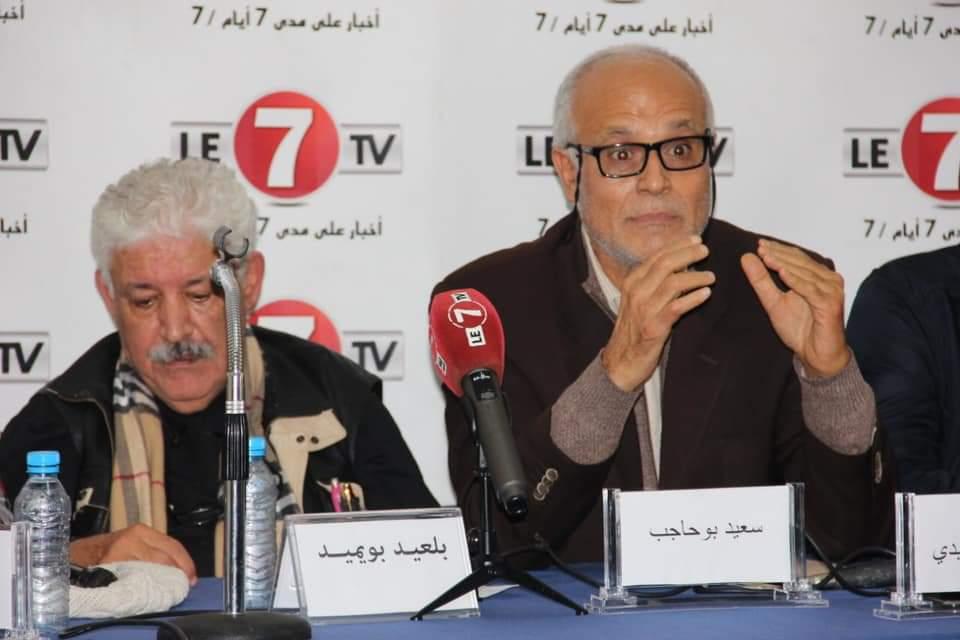 Victime de la Covid-19 :  Le grand serviteur du sport national, Saïd Bouhajeb, souffre en silence dans l'oubli total
