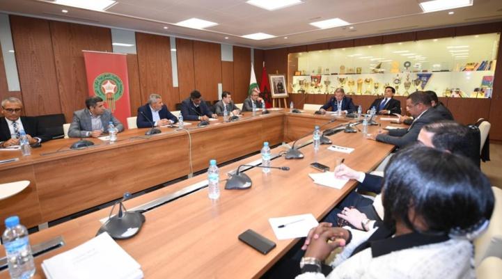 Le point sur la réunion du Comité Directeur de la FRMF