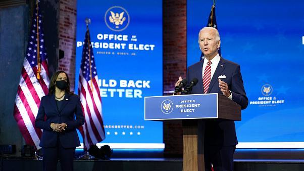 Biden va dévoiler son gouvernement malgré l'opposition de Trump