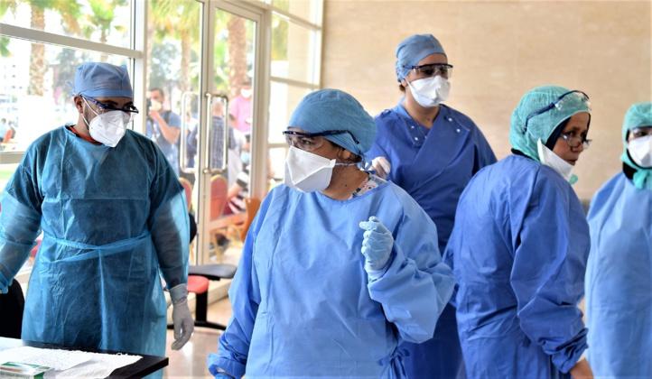 Compteur coronavirus : la propagation ralentit, 2.587 nouveaux cas en 24H et 80 décès