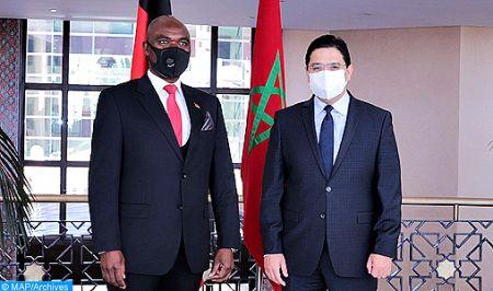 El Guerguarat : le Malawi salue l'intervention  «pacifique» et «décisive» du Maroc