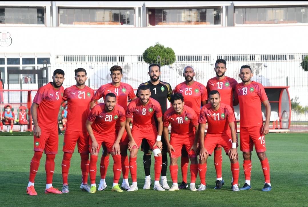CHAN-2021 (préparation) : La sélection nationale s'impose (4-0) face au Mouloudia d'Oujda