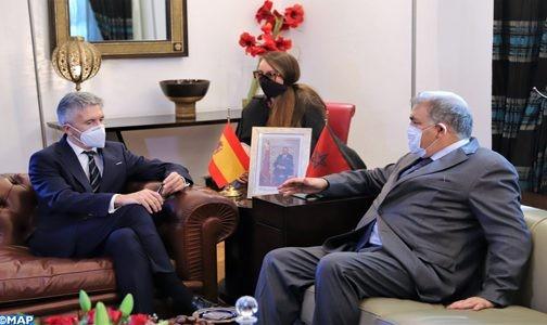 Sahara marocain: Pablo Iglesias épinglé par le ministre espagnol de l'Intérieur