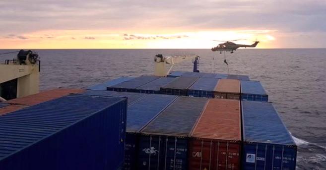Méditerranée orientale : Une frégate allemande arraisonne un navire turc