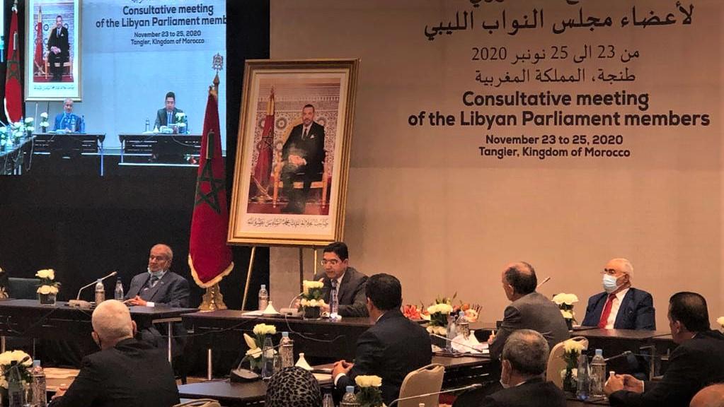 Réunion consultative à Tanger : le Maroc n'épargnera aucun effort pour mettre fin à la crise libyenne