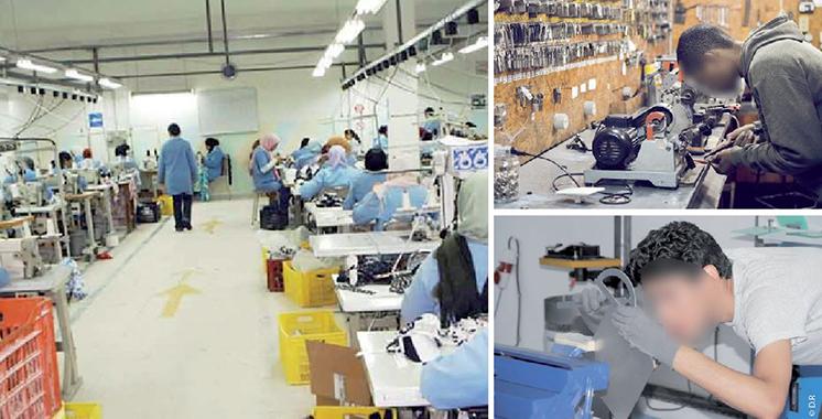 Marchés industriels : des start-ups marocaines accompagnées par «The next society»