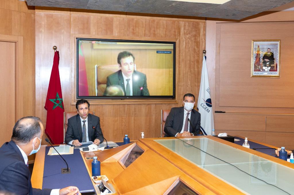 Mohammed Benchaâboun à la CGEM : la relance tributaire de l'engagement du secteur privé