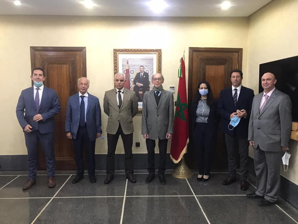 Les Russes font la promotion du vaccin «Spoutnik V» au Maroc