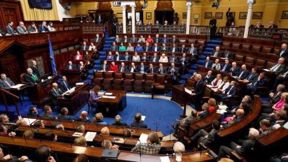 El Guerguerat : L'opération des FAR débarque au Parlement irlandais