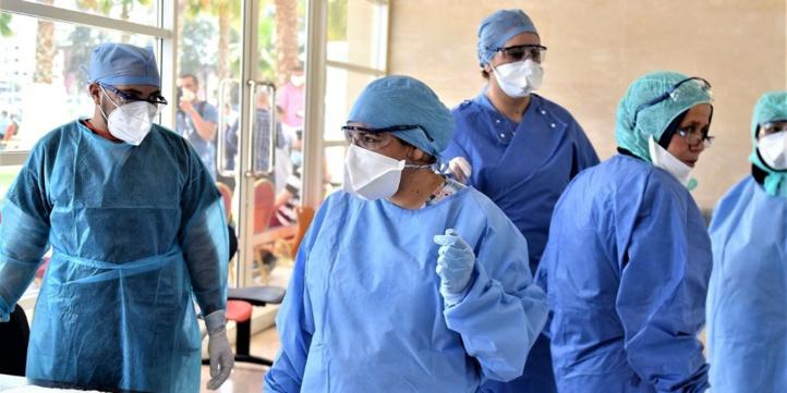 Compteur Coronavirus : 4 412 nouveaux cas en 24H et 50 décès