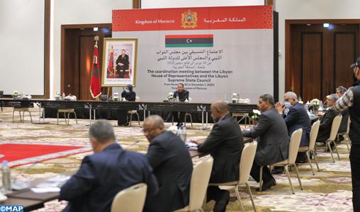 Crise libyenne : nouveau round de pourparlers à Tanger