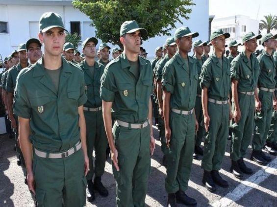 Service militaire : recrutements parmi les conscrits