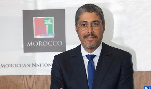 Le Directeur général de l'ONMT, Adel El Fakir