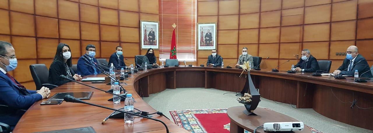 Hicham Abdelaziz Moumni, nommé directeur de l'Aéronautique Civile